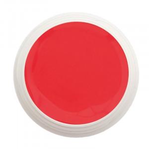 Gel couleur rouge scuderia