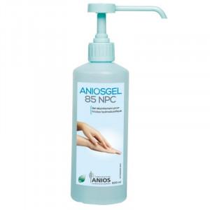 Gel hydroalcoolique anios 500 ml en stock