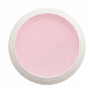 Gel couleur Rose crème