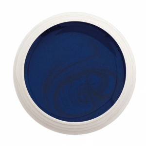 Gel couleur Bleu foncé miroir